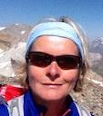Marie-Pierre Fillol accompagnatrice en montagne