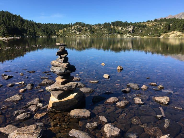 randonnée sur les lacs des Bouillouses