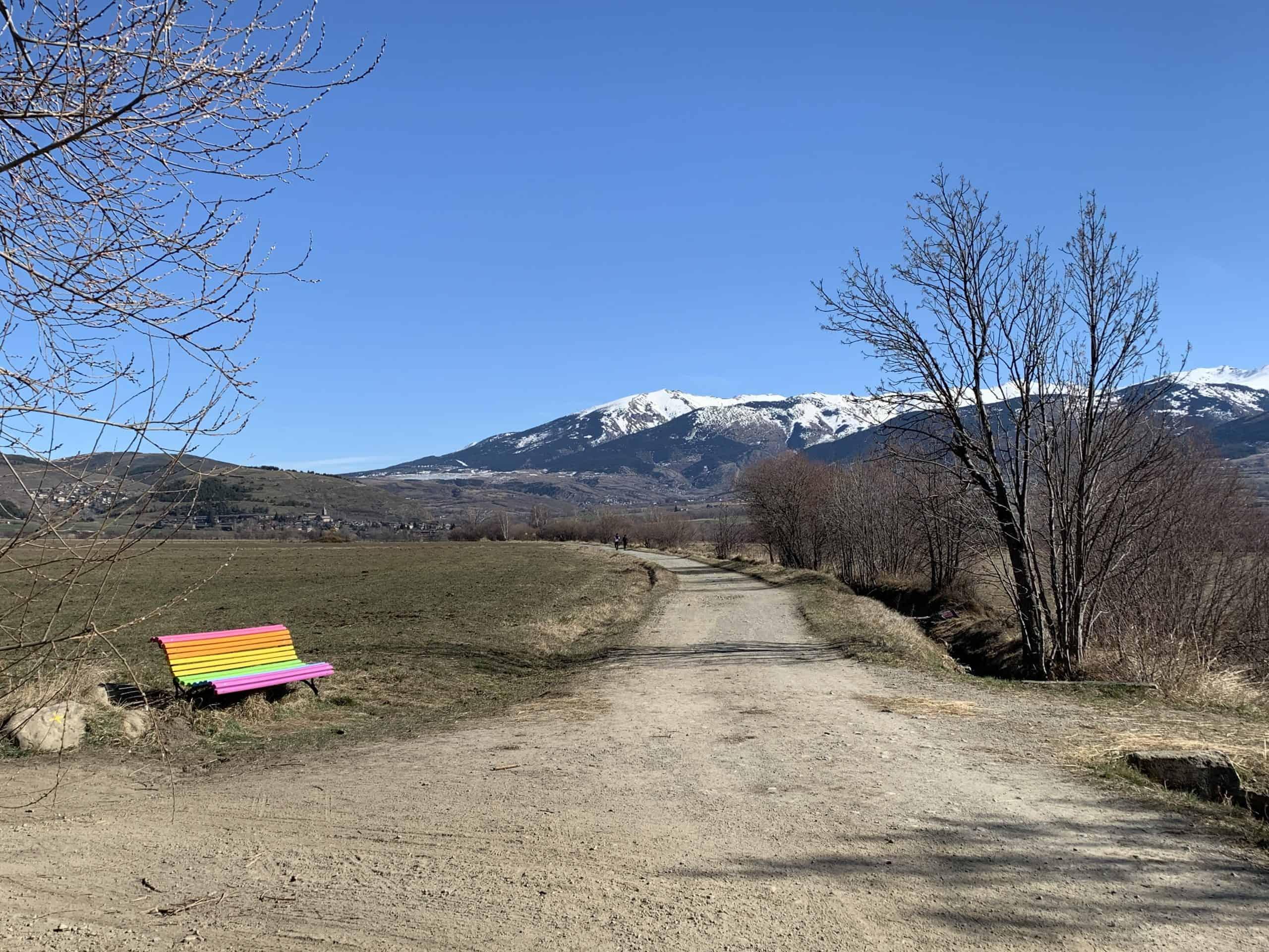 vos activités de marche nordique et randonnée nordique avec une professionnelle dans les Pyrénées Orientales