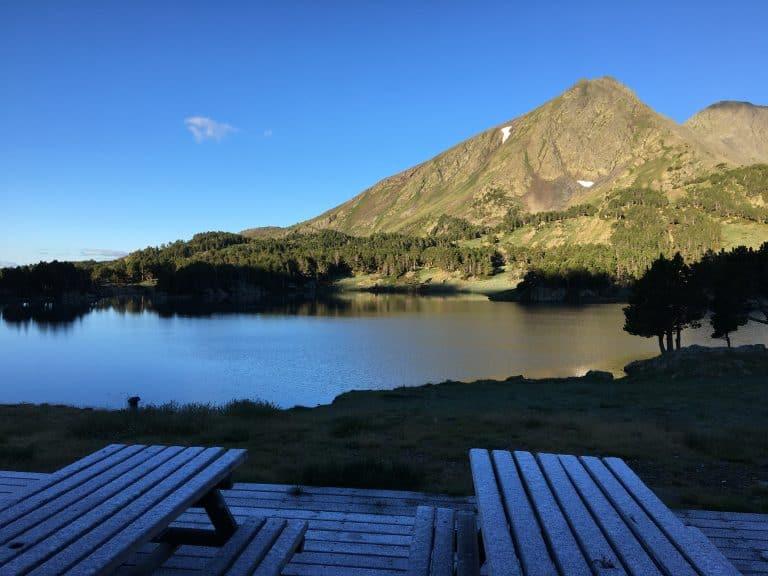 rando journée dans le Capcir sur le site des Camporells, la Muntanyeta