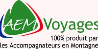 AEM Voyages organisateur de séjours en France et à l'étranger pour les Accompagnateurs en Montagnes